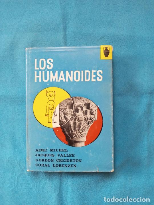 LOS HUMANOIDES - AUTORES VARIOS (Libros de Segunda Mano - Parapsicología y Esoterismo - Ufología)