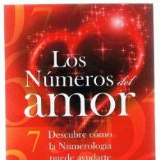 Libros de segunda mano: LOS NÚMEROS DEL AMOR GLYNIS MCCANTS. Lote 267820684