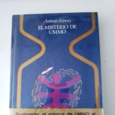 Libros de segunda mano: UFOLOGÍA. EL MISTERIO DE UMMO. PLAZA Y JANES. Lote 269381418