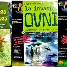 Libros de segunda mano: LAS PLANTAS MÁGICAS. LA CARA OCULTA DE JESÚS Y LA INVASIÓN OVNI.. Lote 270235443