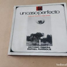 Libros de segunda mano: UN CASO PERFECTO - PLATILLOS VOLANTES SOBRE ESPAÑA - ANTONIO RIBERA Y RAFAEL FARRIOLS - POMAIRE. Lote 270591298