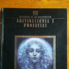 Libros de segunda mano: ADIVINACIONES Y PROFECÍAS. EDICIÓNES DEL PRADO FOLIO, 1993. Lote 271049108