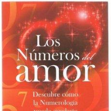 Libros de segunda mano: LOS NÚMEROS DEL AMOR GLYNIS MCCANTS. Lote 275087213