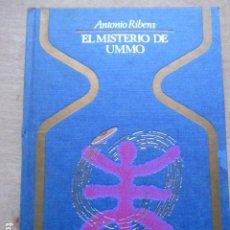 Libros de segunda mano: ANTONIO RIBERA EL MISTERIO DE UMMO. Lote 277705818