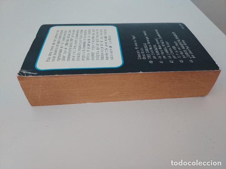 Libros de segunda mano: EL GRAN ENIGMA DE LOS PLATILLOS VOLANTES Antonio Ribera 5a edicion 1980 OVNIS UFOLOGIA - Foto 4 - 278566253