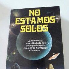 Libros de segunda mano: OVNIS, NO ESTAMOS SOLOS, SALO W. GOSHEN. Lote 283069608