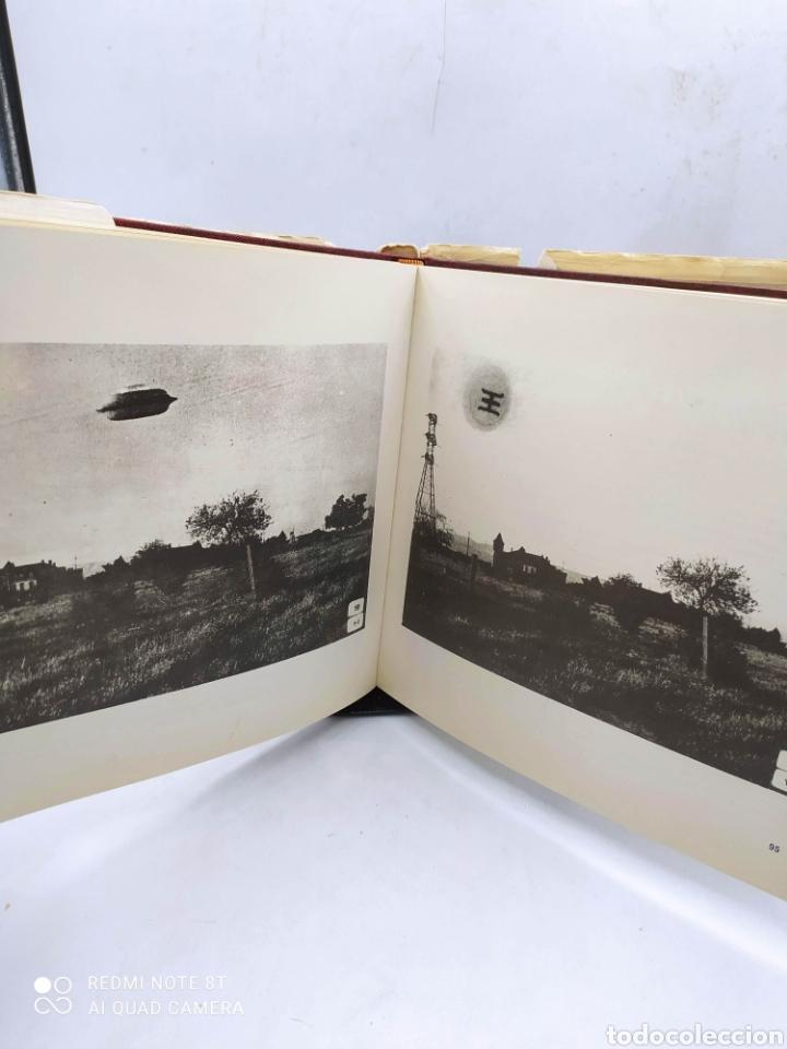 Libros de segunda mano: Un caso perfecto platillos volantes sobre España Antonio Rivera y Rafael Farriols - Foto 2 - 287577353