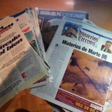 Libros de segunda mano: MÁS DE 300 ARTÍCULOS DE ANTONIO JOSÉ ALÉS AÑOS 1989-1992 EN PRENSA-REVISTAS-OVNIS-ENIGMAS. Lote 287803903