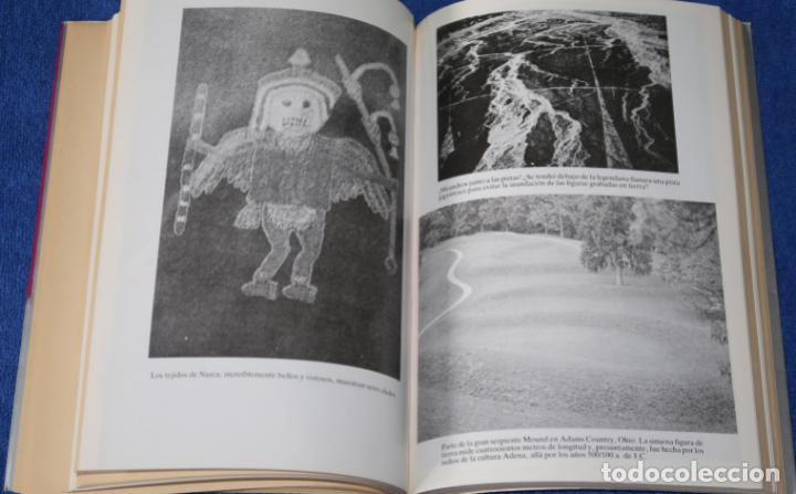 Libros de segunda mano: ¿En qué me he equivocado? - Otros Horizontes - Erich Von Dániken - Plaza & Janés Editores (1986) - Foto 7 - 288358208