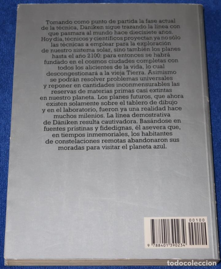 Libros de segunda mano: ¿En qué me he equivocado? - Otros Horizontes - Erich Von Dániken - Plaza & Janés Editores (1986) - Foto 10 - 288358208