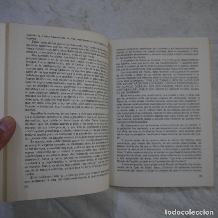 Libros de segunda mano: ¡OTRA VEZ LOS MISIONEROS-SOCORRISTAS DEL COSMOS EN LA TIERRA! - MARCELO SÁNCHEZ JIMÉNEZ - 1979 - Foto 5 - 288504133