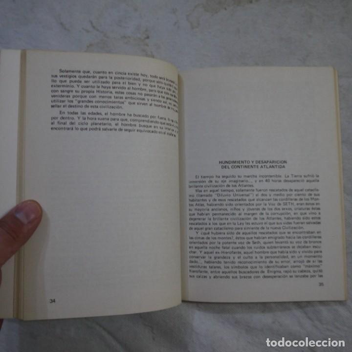 Libros de segunda mano: ¡OTRA VEZ LOS MISIONEROS-SOCORRISTAS DEL COSMOS EN LA TIERRA! - MARCELO SÁNCHEZ JIMÉNEZ - 1979 - Foto 6 - 288504133