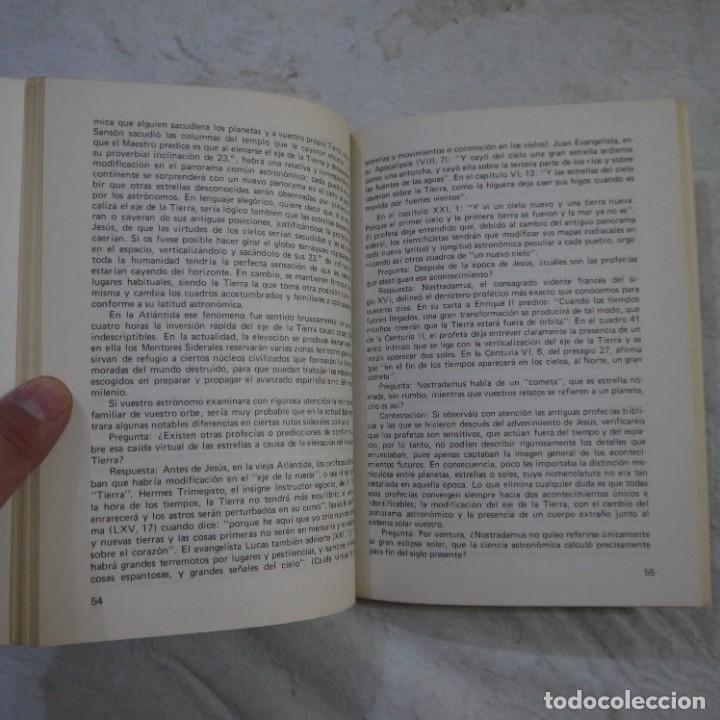 Libros de segunda mano: ¡OTRA VEZ LOS MISIONEROS-SOCORRISTAS DEL COSMOS EN LA TIERRA! - MARCELO SÁNCHEZ JIMÉNEZ - 1979 - Foto 7 - 288504133
