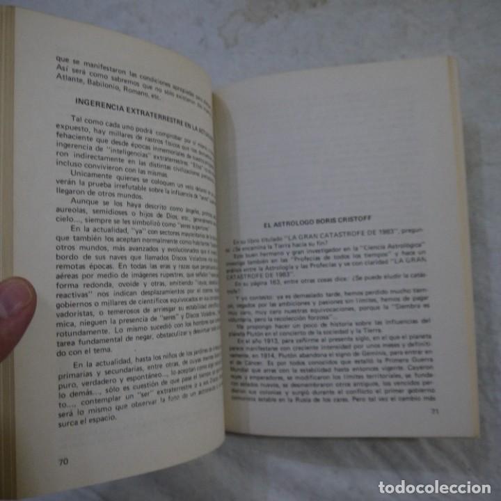 Libros de segunda mano: ¡OTRA VEZ LOS MISIONEROS-SOCORRISTAS DEL COSMOS EN LA TIERRA! - MARCELO SÁNCHEZ JIMÉNEZ - 1979 - Foto 8 - 288504133