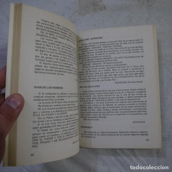 Libros de segunda mano: ¡OTRA VEZ LOS MISIONEROS-SOCORRISTAS DEL COSMOS EN LA TIERRA! - MARCELO SÁNCHEZ JIMÉNEZ - 1979 - Foto 9 - 288504133
