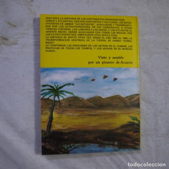 Libros de segunda mano: ¡OTRA VEZ LOS MISIONEROS-SOCORRISTAS DEL COSMOS EN LA TIERRA! - MARCELO SÁNCHEZ JIMÉNEZ - 1979 - Foto 10 - 288504133
