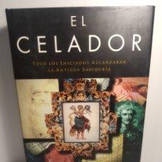 Libros de segunda mano: MARK HEDSEL. EL CELADOR. PRIMERA EDICIÓN. TAPA DURA. MARTÍNEZ ROCA. Lote 288586623