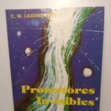 Libros de segunda mano: PROTECTORES INVISIBLES. LEADBEATER. HUMANITAS 1996. Lote 288745588