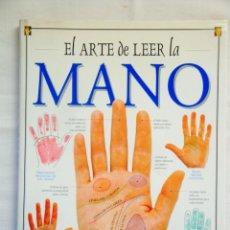 Libros de segunda mano: LORI REID: EL ARTE DE LEER LA MANO - NUEVO. Lote 289459778