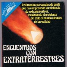 Libros de segunda mano: ENCUENTROS CON EXTRATERRESTRES VV.AA.. Lote 292253463