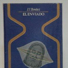 Libros de segunda mano: J.J. BENITEZ. EL ENVIADO. EDITORIAL PLAZA&JANES. 1979 PRIMERA EDICION. Lote 293803393