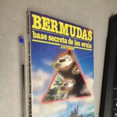 Libros de segunda mano: BERMUDAS, BASE SECRETA DE LOS OVNIS / JEAN PRACHAN / MARTÍNEZ ROCA 1980. Lote 296804328