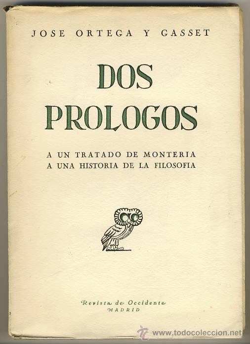 ORTEGA Y GASSET LIBROS PDF DOWNLOAD