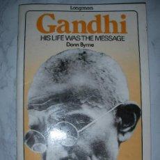 Libros de segunda mano: GANDHI DE DONN BYRNE. Lote 25124192