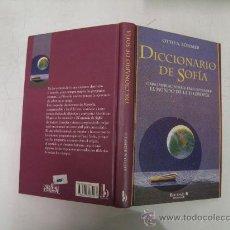 Libros de segunda mano: DICCIONARIO DE SOFÍA. OTTO A. BÖHMER EDICIONES B,1997 AB36130. . Lote 27867687