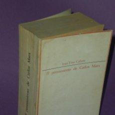 Libros de segunda mano: EL PENSAMIENTO DE CARLOS MARX.. Lote 29271069