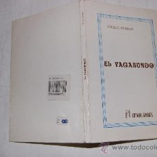 Libros de segunda mano: EL VAGABUNDO. KHALIL GIBRAN RM29958. Lote 29305206