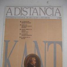 Libros de segunda mano: KANT 1987. Lote 29678281