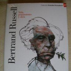 Libros de segunda mano: BERTRAND RUSSELL. Lote 30685682