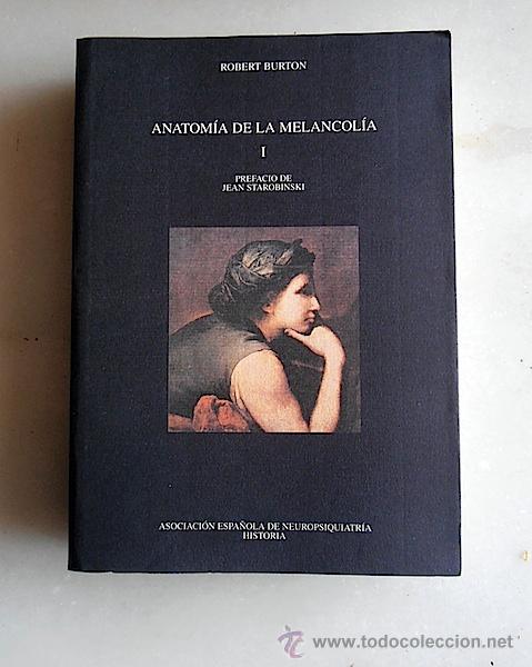 robert burton: anatomía de la melancolía, vol. - Comprar Libros de ...