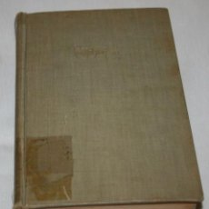 Libros de segunda mano: EL PROTESTANTISMO COMPARADO CON EL CATOLICISMO - JAIME BALMES - 1945 - SOPHIA. Lote 31470119
