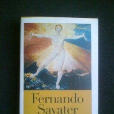 Libros de segunda mano: ETICA COMO AMOR PROPIO. FERNANDO SAVATER. ARIEL. 2008. Lote 32174220