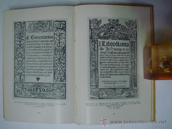 Libros de segunda mano: FILOSOFIA ESPAÑOLA DE LUIS VIVES. M.PUIGDOLLERS OLIVER. ED. LABOR 1940. ILUSTRADO - Foto 3 - 39140765