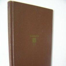 Libros de segunda mano: LA FILOSOFIA,JASPERS,1962,FONDO CULTURA ECONOMICA ED,Nº 77,REF BREVIARIOS 2C4. Lote 41452731