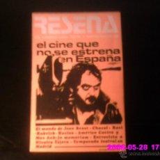 Libros de segunda mano: RESEÑA DE LITERATURA ARTE Y ESPECTACULO, EL CINE QUE NO SE STRENA EN ESPAÑA KUBRICK-HUSTON,MAX AUB. Lote 41530977