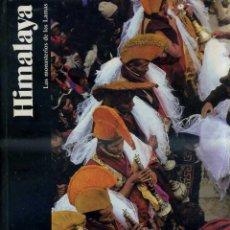 Libros de segunda mano: HIMALAYA, MONASTERIOS DE LOS LAMAS (UNIVERSO DEL ESPÍRITU, 1985) GRAN FORMATO, MUY ILUSTRADO. Lote 42292160