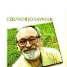 Libros de segunda mano: FERNANDO SAVATER - SALIENDO AL PASO, ESPEJO DE TINTA 2008 BUEN ESTADO. Lote 42326069