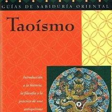 Libros de segunda mano: TAOÍSMO EVA WONG . Lote 46907183