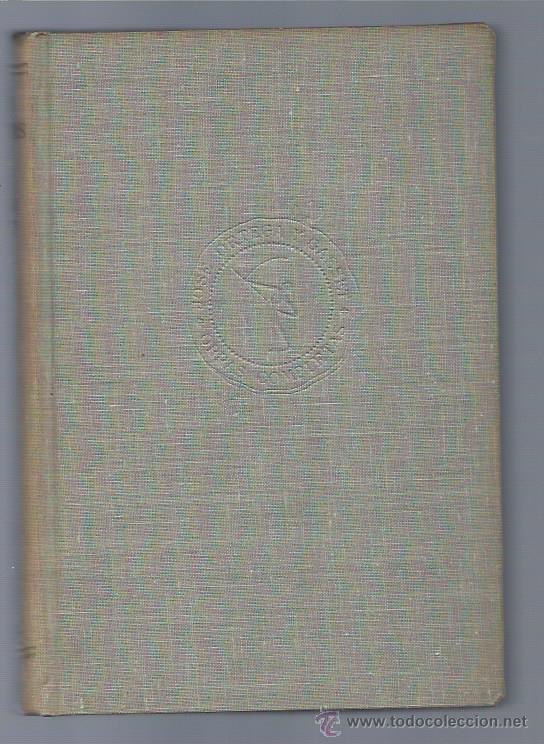 Libros de segunda mano: JOSÉ ORTEGA Y GASSET, OBRAS COMPLETAS TM V 1933-1941, 5ªED., REVISTA DE OCCIDENTE MADRID 1961 - Foto 2 - 47463624