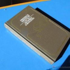 Libros de segunda mano: ASI HABLÓ ZARATUSTRA - FRIEDRICH NIETZSCHE. Lote 47616293