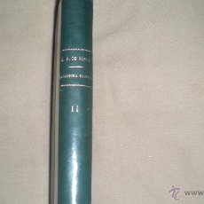 Libros de segunda mano: PHILOSOFIA SECRETA .JUAN PEREZ DE MOYA .TOMO II. Lote 48766645