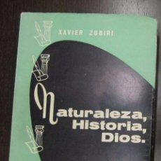 Libros de segunda mano: ZUBIRI, XAVIER. Lote 50142249