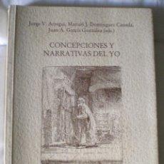 Libros de segunda mano: THÉMATA CONCEPCIONES Y NARRATIVAS DEL YO 1999-ARREGUI-CANEDA-GARCÍA GONZÁLEZ-FILOSOFÍA SEVILLANº 22. Lote 51607699