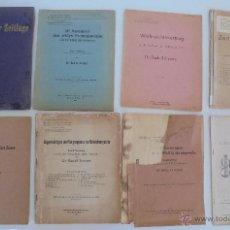 Libros de segunda mano: RUDOLF STEINER. 1919-1920 ... VARIOS LIBROS DEL AUTOR. . TODO ESTA FOTOGRAFIADO. VER FOTOGRAFIAS.. Lote 52819010