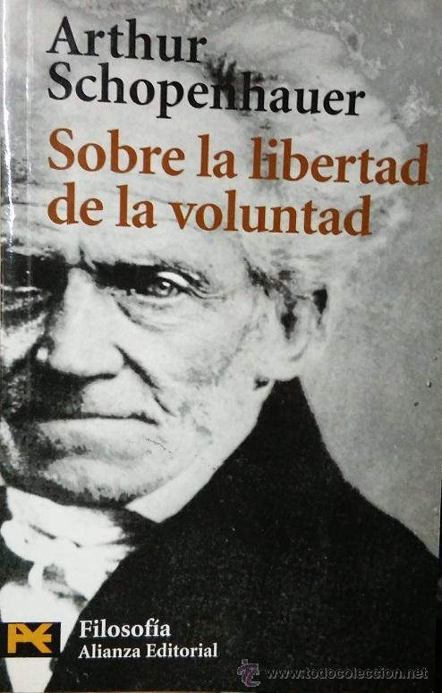 Sobre la libertad de la voluntad arthur schope comprar for La libertad interior libro