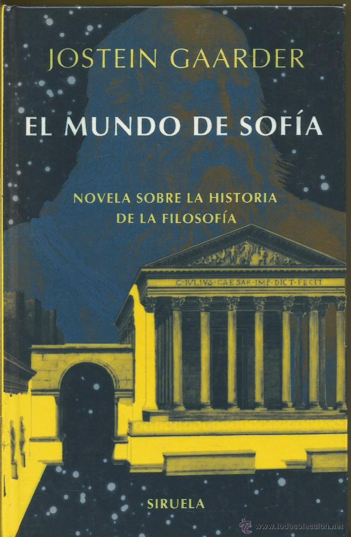 EL MUNDO DE SOFIA. SIRUELA (Libros de Segunda Mano - Pensamiento ...